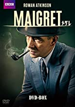 MAIGRETメグレ DVD-BOX